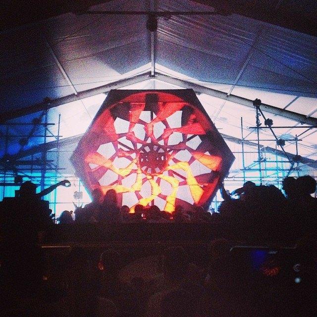 Фестивали Нашествие, Svoy Субботник и Outline вснимках Instagram. Изображение № 23.