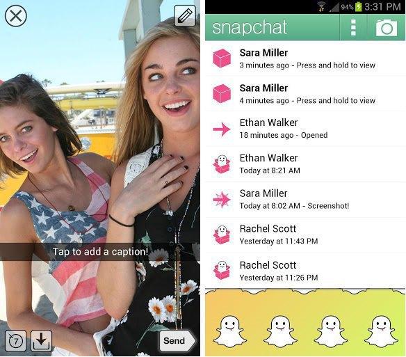 Snapchat оценили в 10 миллиардов долларов. Изображение № 1.