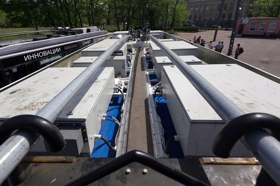 Троллейбусы будущего савтономным ходом. Изображение № 9.