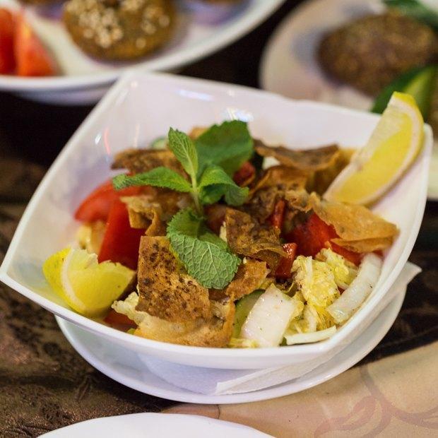 Пионеры шавермы: Кто икак готовит сирийскую еду вПетербурге. Изображение № 11.