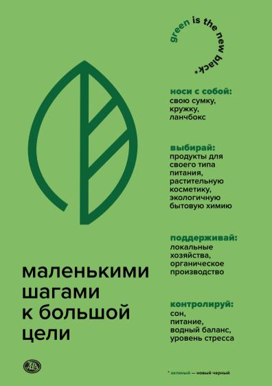 Green is the new black: «Азбука вкуса» ввела бонусы для осознанных покупателей