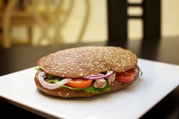Изображение 7. В «Новинском пассаже» открылась сэндвичная Clumba Sandwich.. Изображение № 7.
