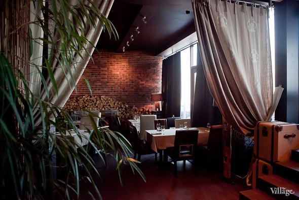 Новое место (Петербург): Ресторан «Москва City». Изображение № 5.