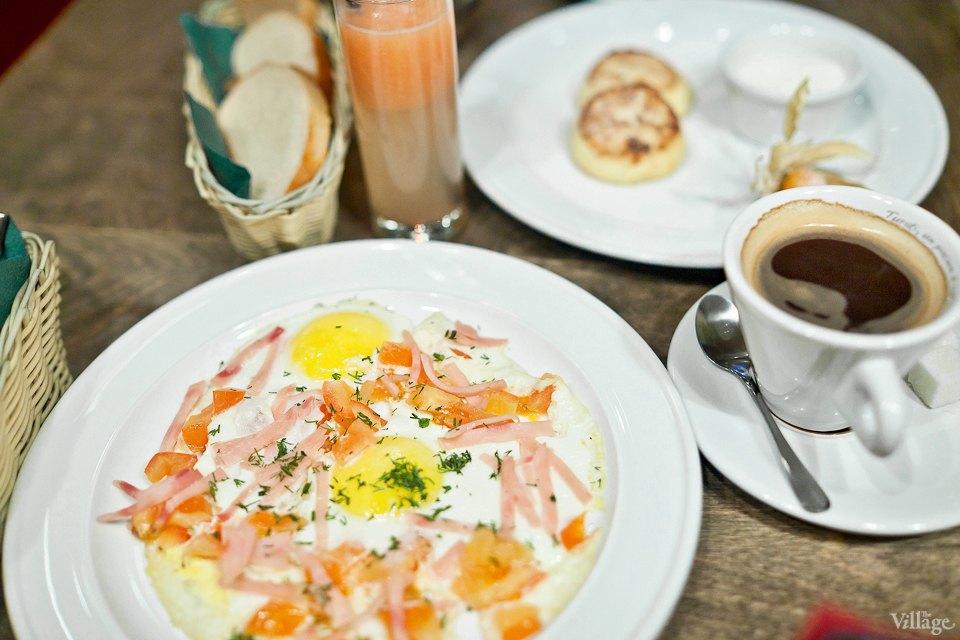 Пока ты спал: Ранние завтраки в Петербурге. Изображение № 29.