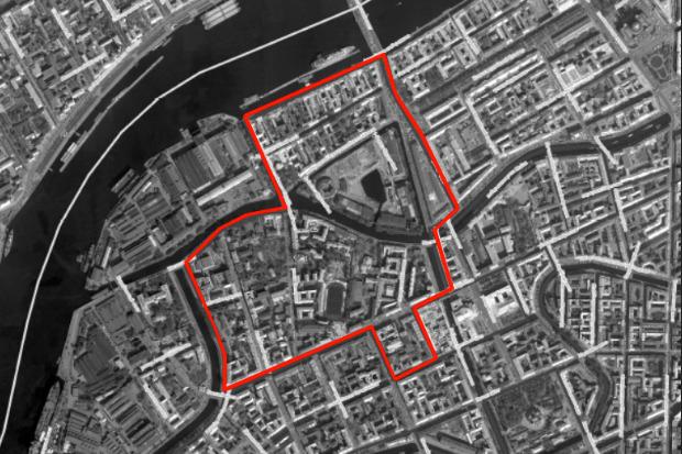 Облик исторического центра города определит «Студия 44» Никиты Явейна. Изображение № 15.