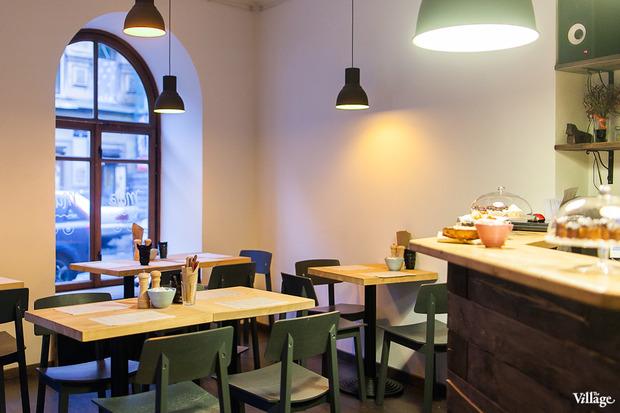 Новое место (Петербург): Кафе Mitte. Изображение № 1.