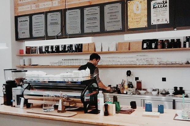 Где пить кофе вПраге. Изображение № 2.