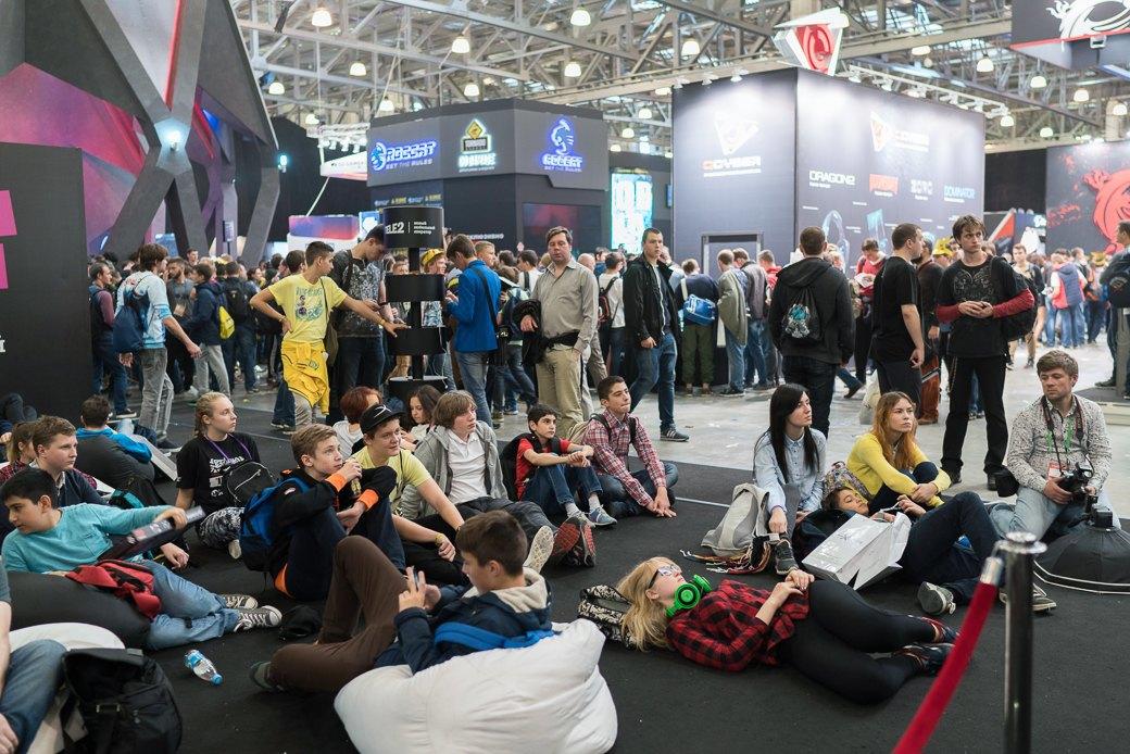 Фрики и гики: Как прошёл второй московский Comic Con. Изображение № 42.