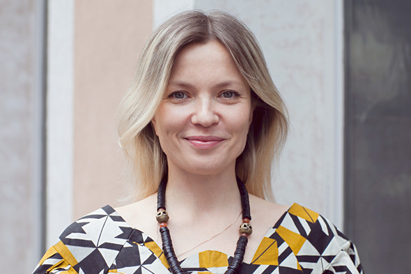 Внешний вид: Ольга Самодумова, основатель проекта Peremotka. Изображение № 6.