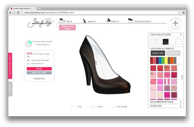 Гид The Village: 11 онлайн-конструкторов одежды и обуви. Изображение № 26.