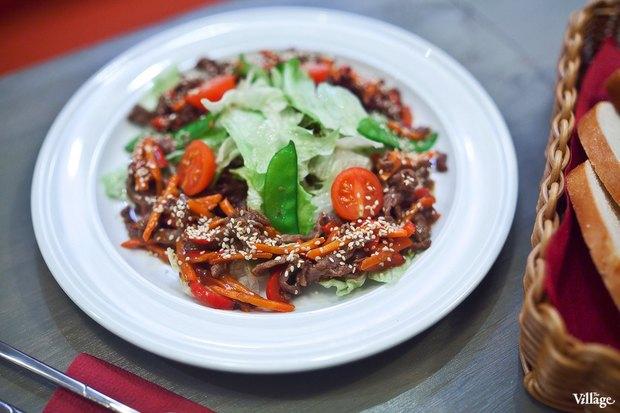 Тёплый салат из говядины — 269 рублей. Изображение № 31.