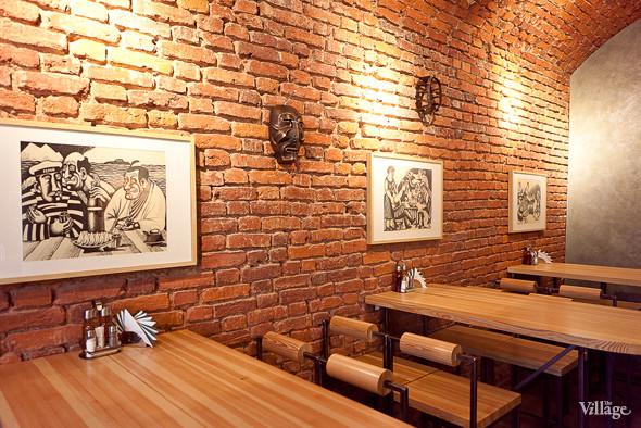 Новое место (Петербург): Ресторан «Пельмения». Изображение № 13.