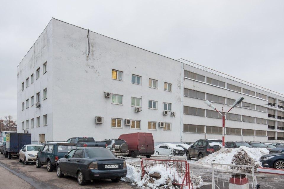 Архитектор Михаил Князев — осамых необычных автомобильных гаражах Москвы. Изображение № 14.