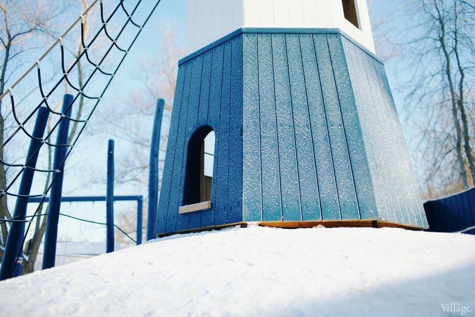 Фоторепортаж: Детская площадка Monstrum впарке Горького. Изображение № 4.