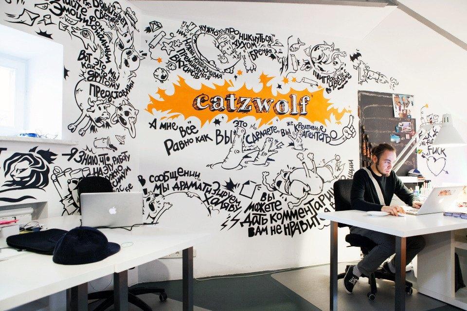 Офис недели (Москва): Catzwolf. Изображение № 20.