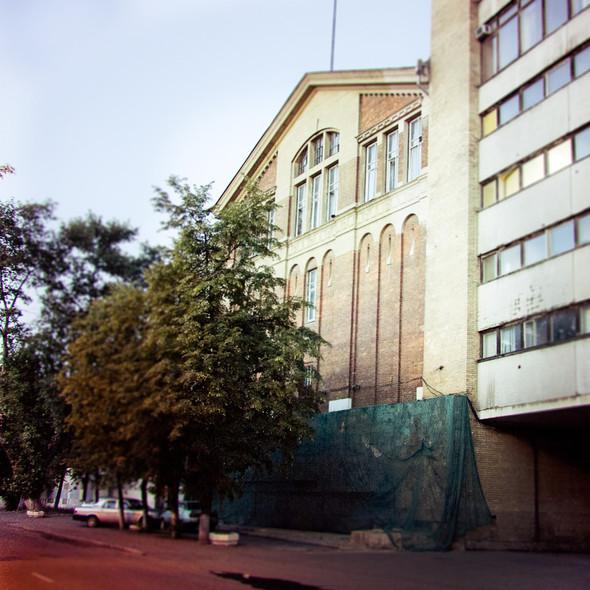 В зоне риска: Корпус фабрики на улице Усачёва. Изображение № 5.