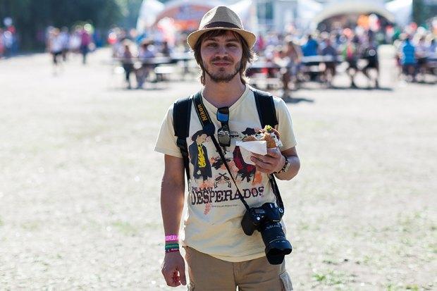 Люди в городе: Посетители фестиваля «О да! Еда!». Изображение № 34.