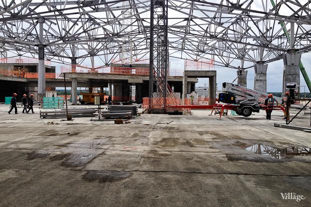 Фоторепортаж: Каким будет новый терминал Пулкова. Изображение № 20.