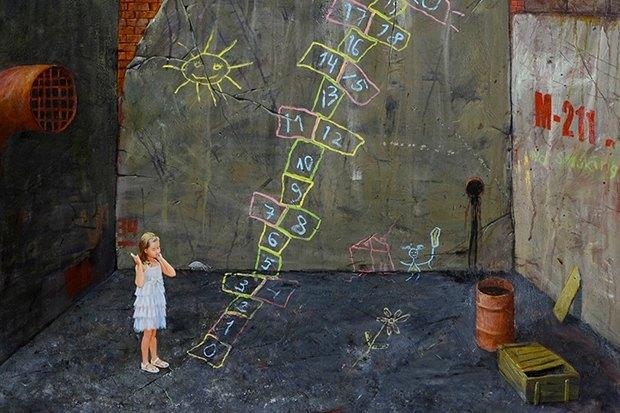 Уличный художник Павел Шугуров: «Быть чиновником — это прикольно». Изображение № 18.