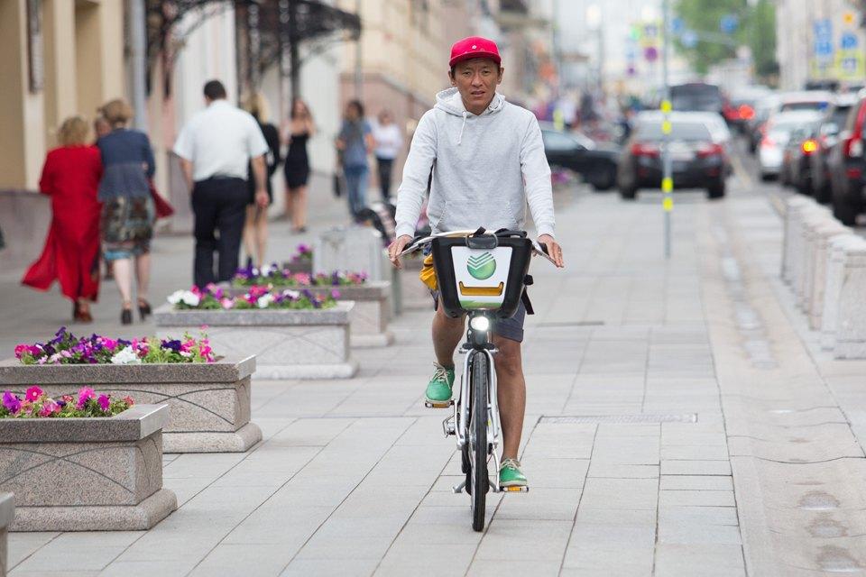 Тест-драйв новых велосипедов городскогопроката. Изображение № 8.