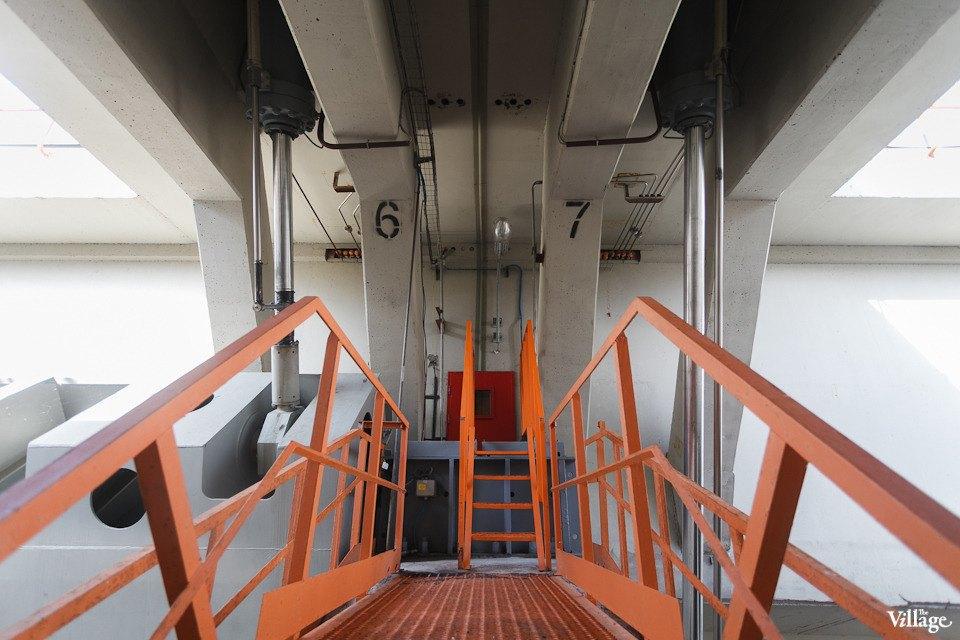 После нас хоть потоп: Как работает дамба вКронштадте . Изображение № 18.
