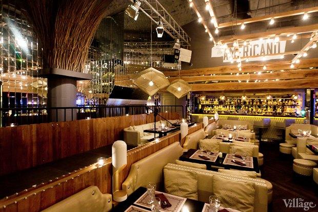 Ресторан-бар The Americano открылся на месте Soholounge. Изображение № 1.