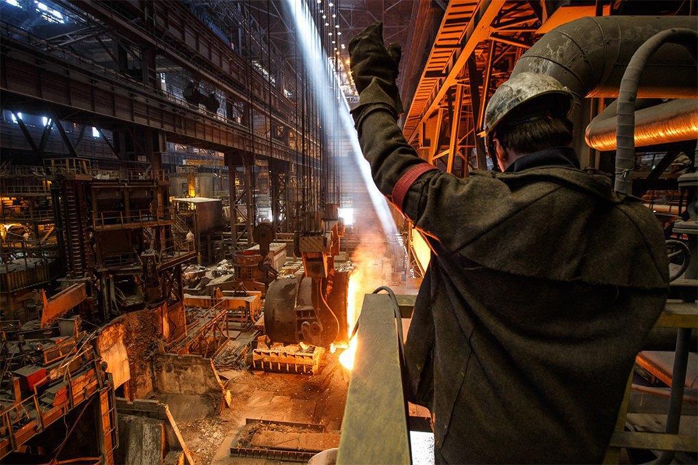 Производственный процесс: Как плавят металл. Изображение № 12.