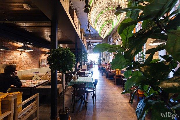 Новое место: Ресторан «Марчелли's» на Невском . Изображение № 8.