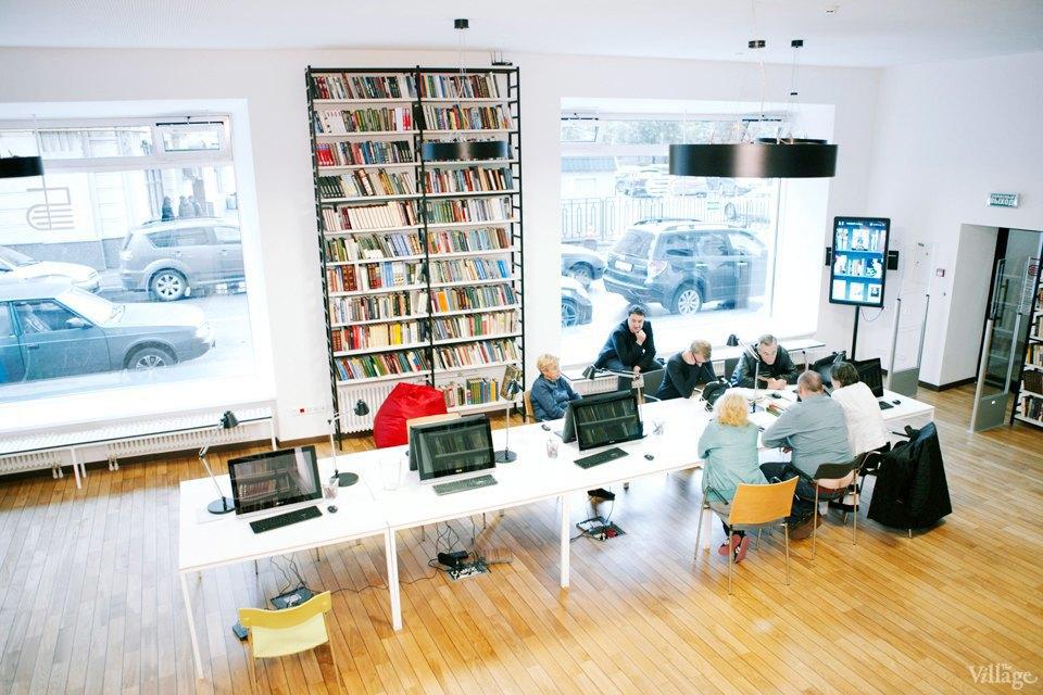 Фото дня: Как выглядит современная библиотека. Изображение № 26.