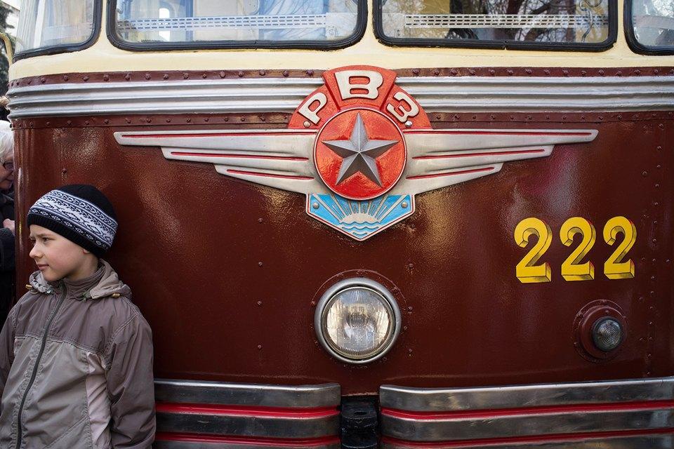 Парад трамваев наЧистыхпрудах. Изображение № 12.