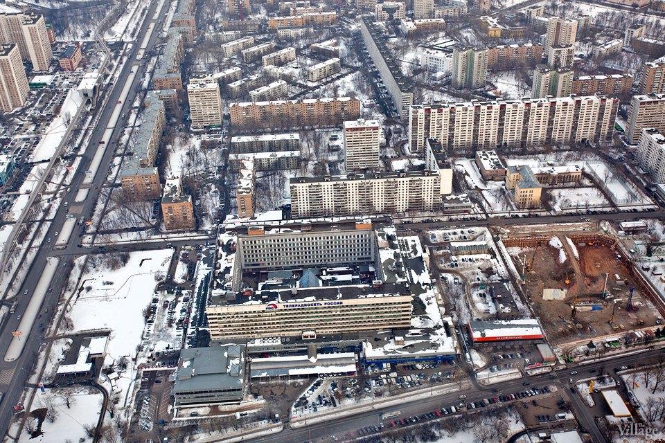 Лучший вид на этот город: 7 смотровых площадок вМоскве. Изображение № 66.