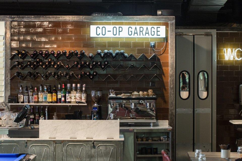Co-op Garage наГороховой улице . Изображение № 12.