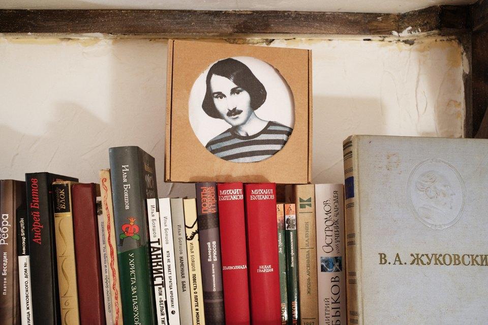 6 маленьких книжных: Секреты выживания вМоскве. Изображение № 10.