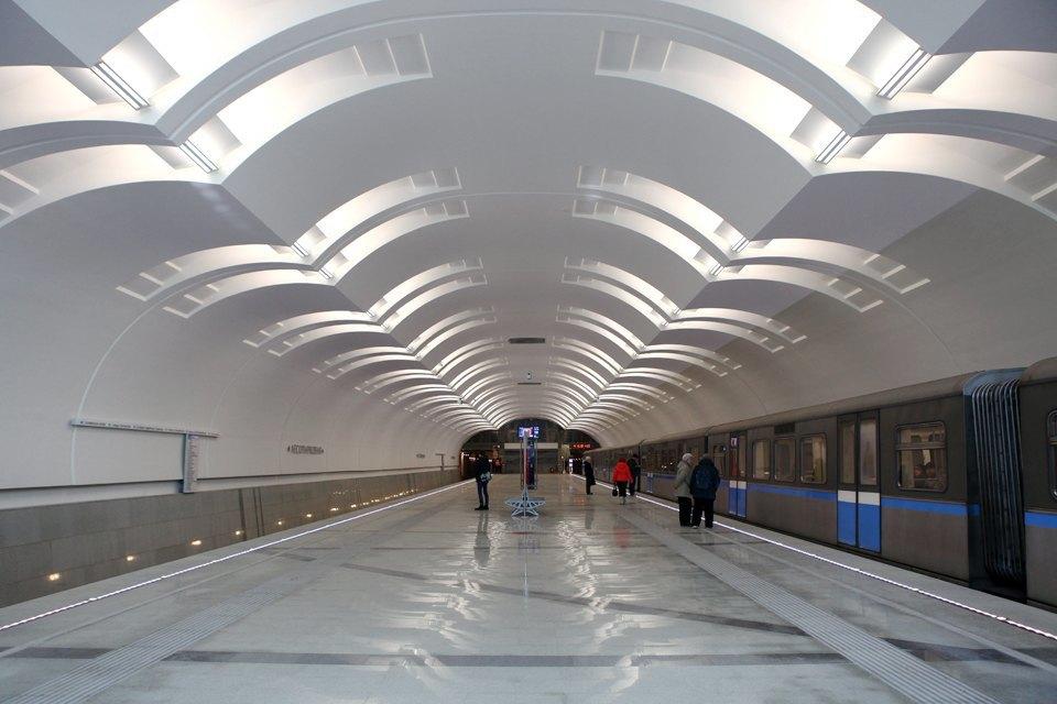 Новые станции метро «Лесопарковая» и«Битцевский парк». Изображение № 2.