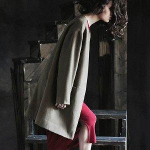 Свитшот Maison Kitsuné, кроссовки adidas Originals, платье AllSaints. Изображение № 1.