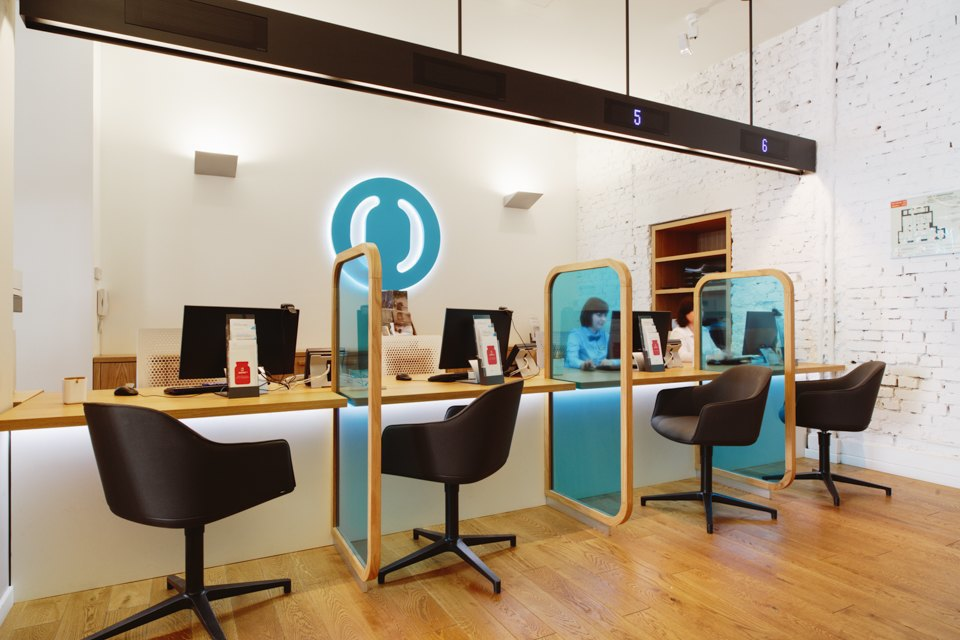 Отделение банка«Открытие», совмещённое с кофейней. Изображение № 9.