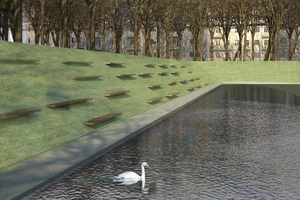 Каким будет музей Булгакова: концепция Габриеле Филиппини. Изображение № 24.