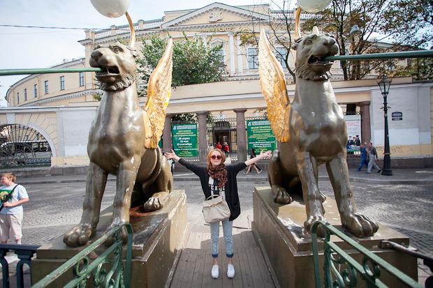 Эксперимент The Village: Самые популярные места для фотографий из Петербурга. Изображение № 7.