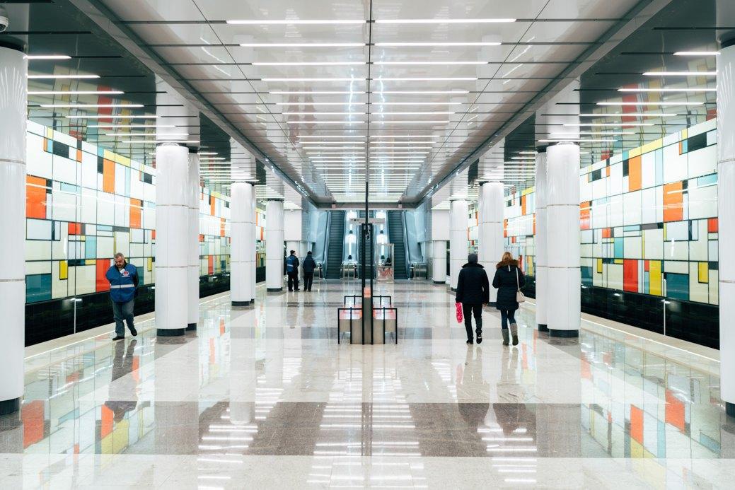 Как устроена новая станция метро «Румянцево». Изображение № 5.