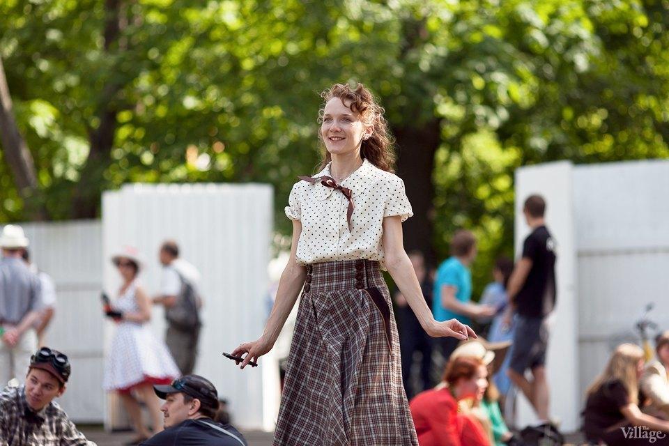 Люди в городе: Участники «Твидового вояжа» в Петербурге. Изображение № 5.