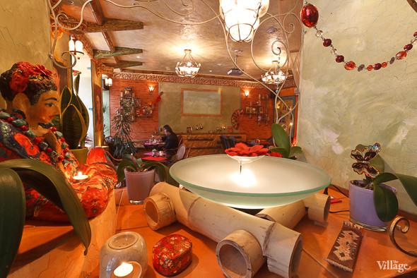 Новое место (Петербург): Вегетарианская кофейня «Фрида». Изображение № 15.