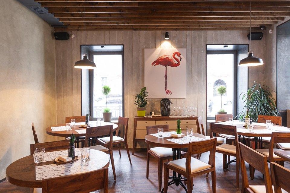Ресторан «Можно» на Марата . Изображение № 4.