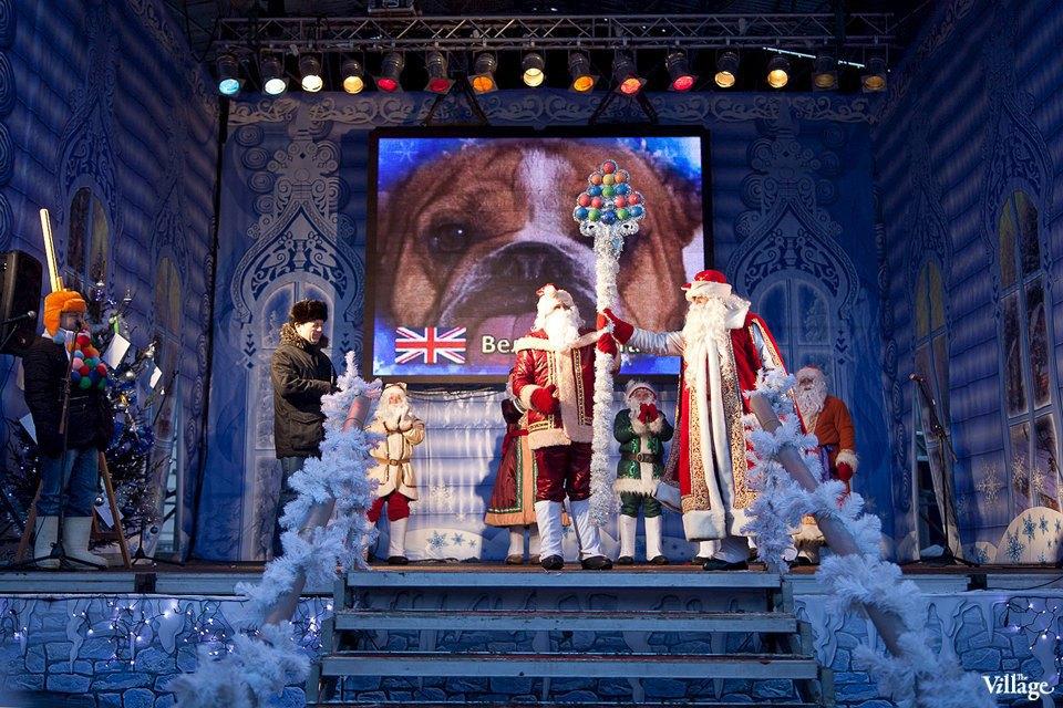 Люди в городе: Продавцы рождественской ярмарки на Островского. Изображение № 5.