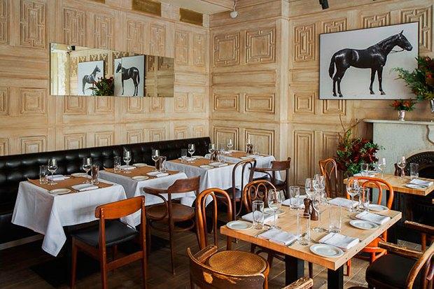 Фуд-корт LavkaLavkа, кафе «Зелёная собака», званые ужины вSaxon+Parole. Изображение № 7.