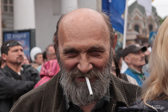 Фоторепортаж (Петербург): Митинг и шествие оппозиции в День России . Изображение № 24.