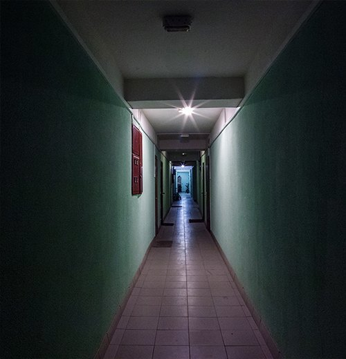 Я живу в «Доме атомщиков» на «Тульской». Изображение № 10.