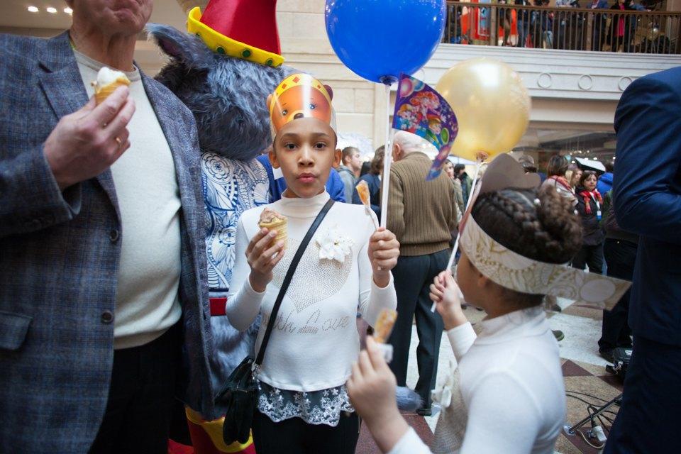 Открытие Центрального детского магазина наЛубянке. Изображение № 8.