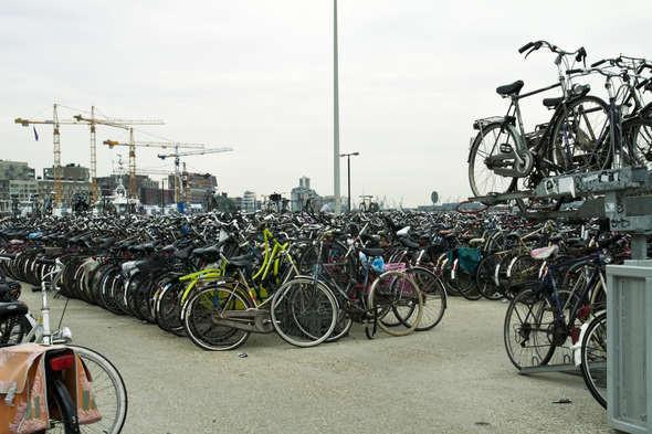 Вело парковка. Изображение № 5.