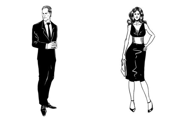 Как это устроено: 5 основных видов дресс-кода. Изображение № 7.