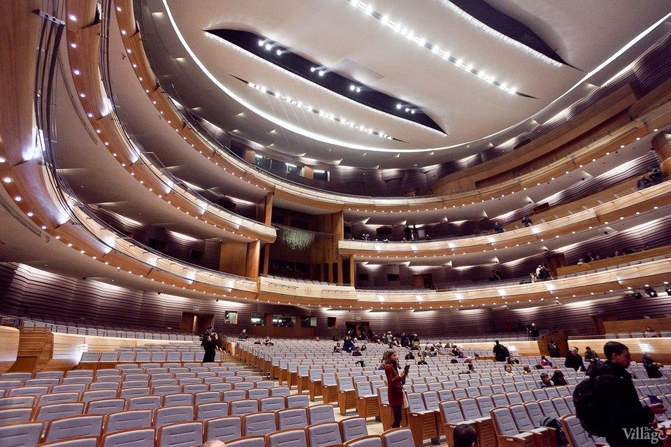 Фоторепортаж: Вторая сцена Мариинского театра изнутри. Изображение № 20.